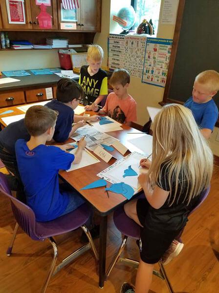 Arts Education at Saint Mary's Catholic School