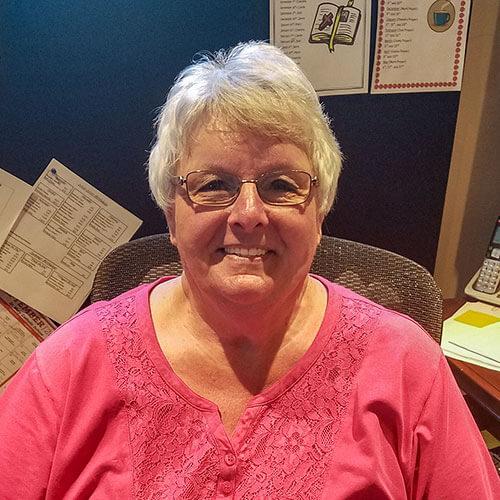 Secretary - Cheri Heiptas